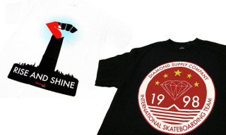 Diamond Supply Co. Summer 2009 T-Shirts