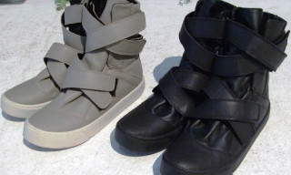 Diet Butcher Slim Skin Fall/Winter 2009 Sneakers | Velcro High Tops