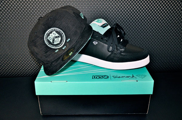 daf3e1ba318 diamond supply co. x dvs capsule collection