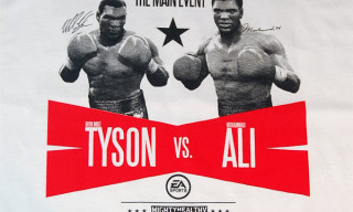 EA Sports x Mighty Healthy x Gamestop Fight Night T-Shirt