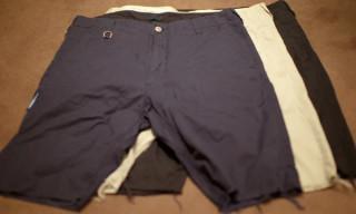 Levi's Fenom Cut-Off Shorts