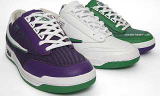 Classic Kicks x Fila Original Tennis Pack