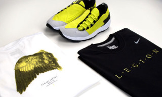 "Firmament x Nike Footscape HF ""Wing"" T-Shirt"
