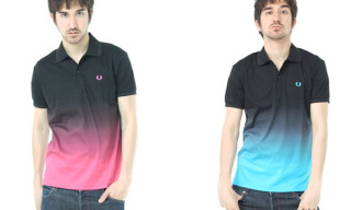 "Fred Perry ""Fading"" Polo Shirts"