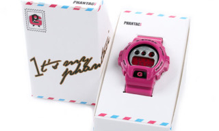 "PHANTACi x G-Shock ""Shock The World Tour"" DW-6900 Watch"