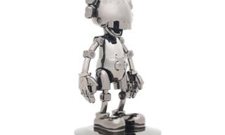 Hajime Sorayama x Kaws Original Fake Companion | Companion Robot