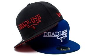 Hall of Fame x Deadline New Era Caps
