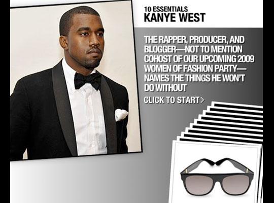 Kanye West - 10 Style ...