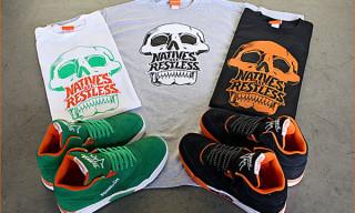Kicks/Hi x Reebok Reverse Jam Pack | Sneakers & T-Shirts