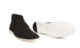 Kitsune x Pierre Hardy Fall/Winter 2009 Suede Shoes
