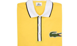 Lacoste x Selfridges 100th Anniversary Polo