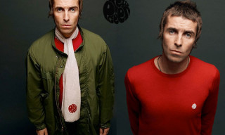 Liam Gallagher's Pretty Green Launched Today