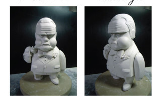 "Michael Lau x MINDstyle ""Godfather"" Figure 