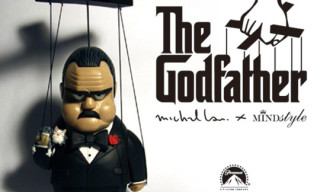 "Michael Lau x MINDstyle ""The Godfather"" Toy 