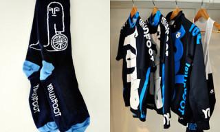 Mudfooter Cycling Team Kit By Geoff McFretridge