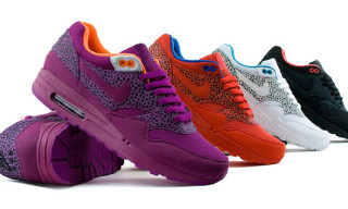 Nike Fall 2009 Air Max 1 Safari Pack