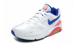 Nike Air Max 180 White/Ultramarine