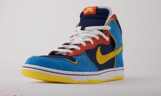 "Nike Dunk Hi SB ""Pacman"""