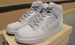 "Nike Dunk Hi Supreme QS ""Try-On's"""