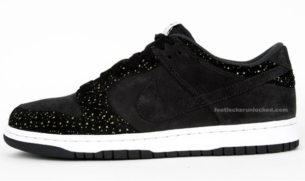 ec1e8063ebb623 50%OFF Nike Holiday 2009 Dunk Lo Speckle Highsnobiety - bobutik.se