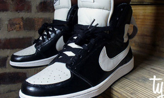 Nike Dynasty Leather Black/White