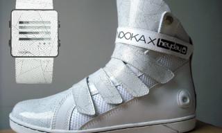Nooka x Heyday Super Debs High Top Sneakers