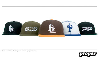 Proper Summer 2009 New Era Caps