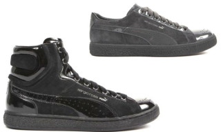 Puma x Sergio Rossie Mens Fall 2009 Footwear Released | Clyde, First Round
