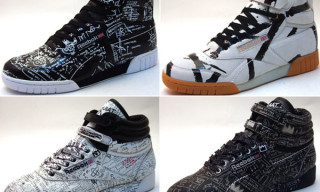 Reebok Fall 2009 Basquiat Pack | Freestyle, Ex-O-Fit