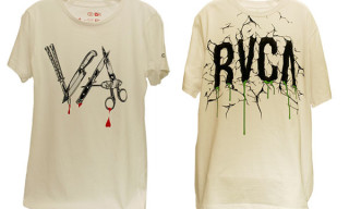 RVCA x Screaming Mimi's Artist Series T-Shirts