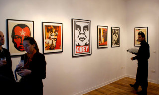 Shepard Fairey Print Retrospective 1997-2009 | Recap