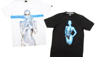 Sixpack France x Hajime Sorayama T-Shirts And Print