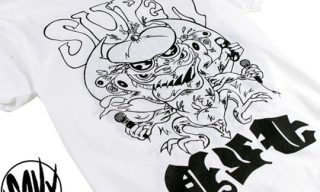 Stussy x Savage Pencil T-Shirts