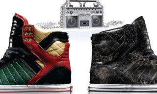 Supra & Kr3w Fall 2009 Collection | Skytop, Thunder, Boombox Pendant