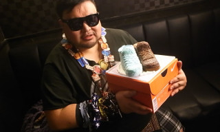 Swagger x Nike Terminator Birthday Cake For Big-O