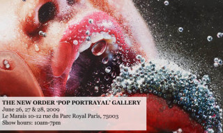 "The New Order ""Pop Portrayal"" Gallery 