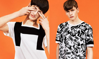 "Topman ""We Love The White Tee"" Collection 