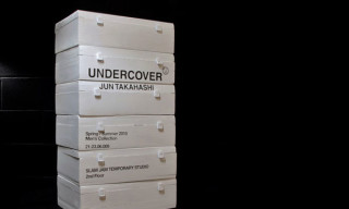 Undercover Men's Collection At SlamJam Temporary Studio Milan
