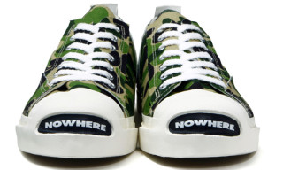 "Undercover x A Bathing Ape ""Nowhere"" Sneakers"