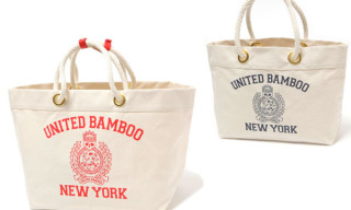 N.S.C. For United Bamboo Tote Bags