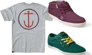 Vans x Captain Fin Co. | Sneakers & T-Shirts