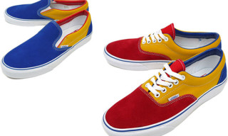 "Vans Fall 2009 ""Off The Wall"" Pack 