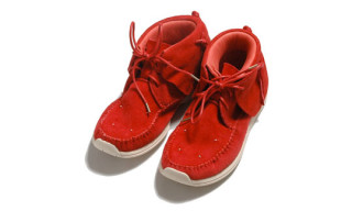 Visvim FBT Lhamo-Folk | Red Colorway