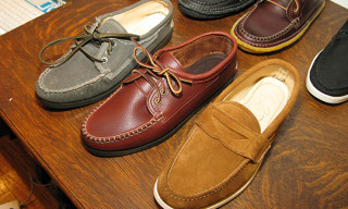 3sixteen Footwear Spring 2010 Collection