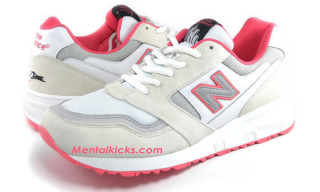 "Staple Design x New Balance 575 ""White Pigeon"""