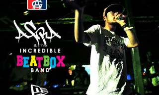 Acapulco Gold x Afra & The Incredible Beatbox Band New Era Cap
