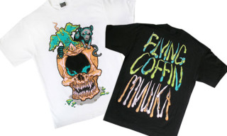 Flying Coffin x Mishka T-Shirt