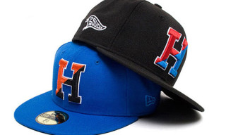 "Hall Of Fame ""Collegiate H"" New Era Cap"