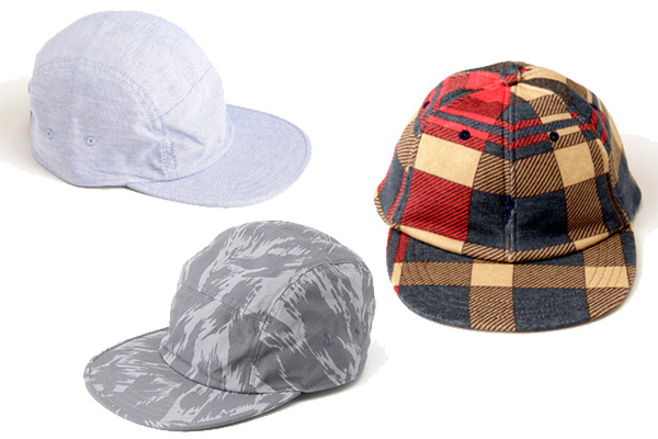 29eebb907cc Hectic Spring Summer 2009 Fitted   5-Panel Caps