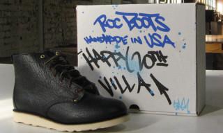 "Jay-Z x Stash x Villa ""Americana"" Boot"